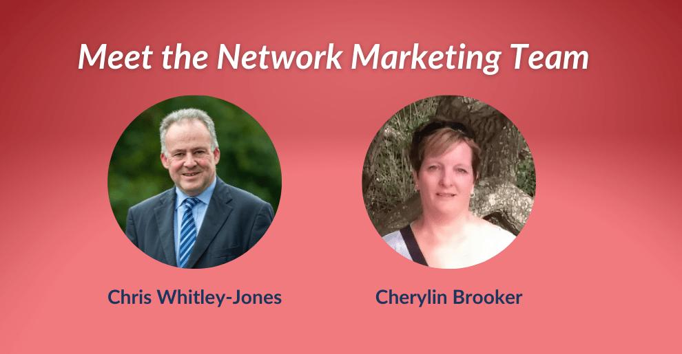 Meet the Network Marketing team