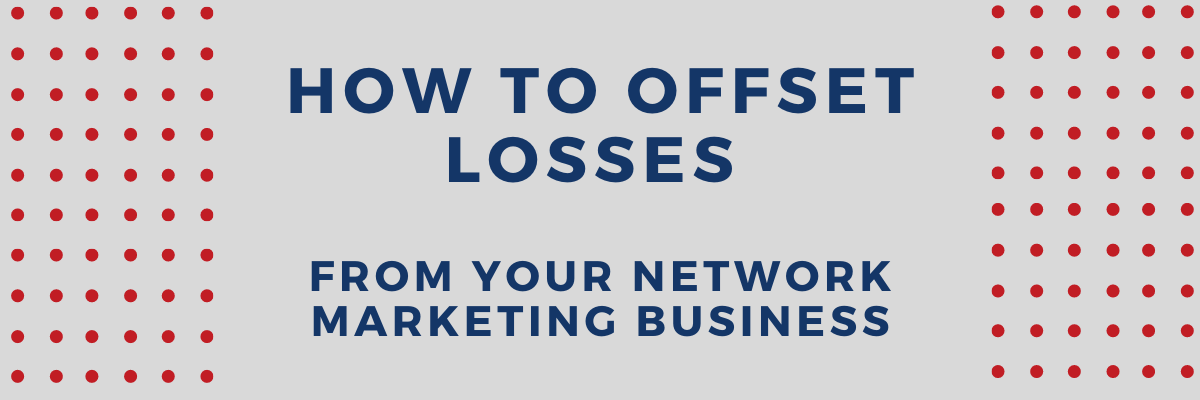 How to offset losses
