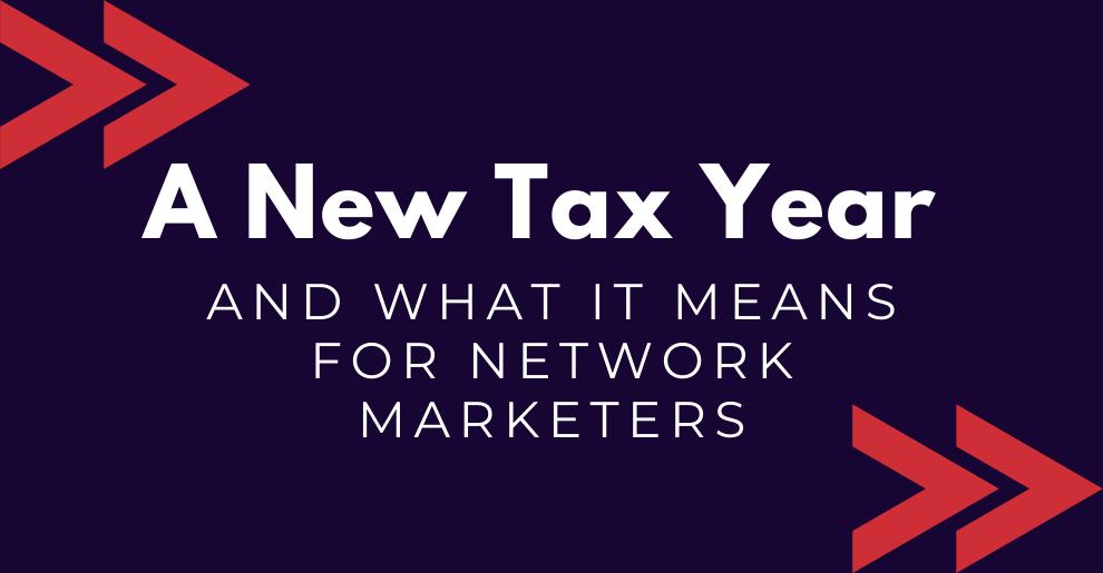 A new tax year