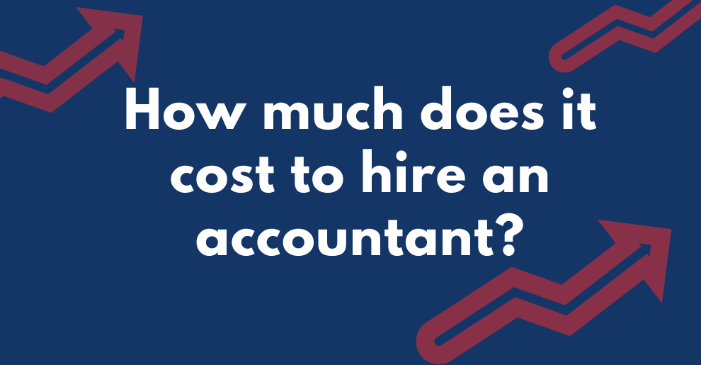 How much does it cost to hire an accountant